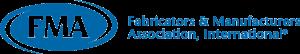 The Fabricators & Manufacturers Association, International Logo